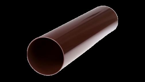 Труба водосточная (длина 4 м) ⌀130/100 мм PROFIL