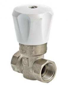 Клапан радиаторный двойной регулировки (КРДП) VT.004.N VALTEC