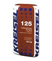 Клей для газобетона PORENBETON KLEBER 125 25 кг KREISEL