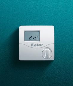 Регулятор температуры по температуре воздуха в помещении VRT 50 VAILLANT