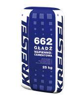 Шпаклевка цементно-известковая 662 25 кг KREISEL