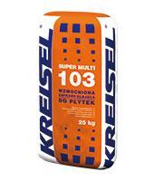 Клей для плитки 103 25 кг KREISEL