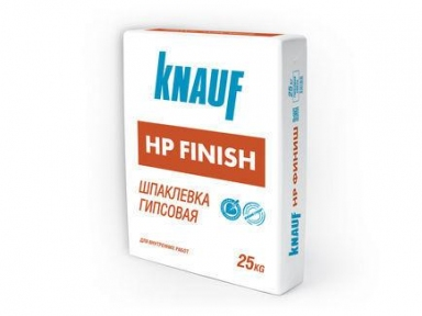 Шпаклевка HP FINISH (ФИНИШ) 25кг KNAUF