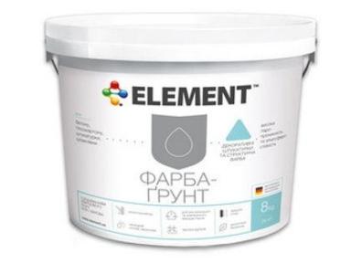 Грунт-краска 25кг ELEMENT