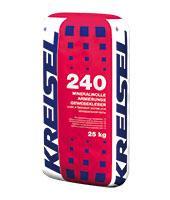 Клей для минеральной ваты 240 KREISEL 25 кг