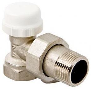 Клапан радиаторный термостатический прямой VT.031.N VALTEC
