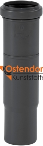 Патрубок компенсационный внутренней канализации Safe OSTENDORF