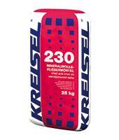 Клей для минеральной ваты 230  KREISEL 25 кг