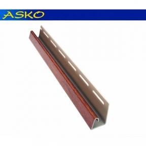 J-Профиль графит ASKO