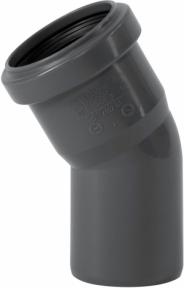 Колено канализационное Ø50мм 30° Safe OSTENDORF
