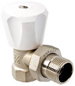 Клапан радиаторный угловой VT.007.LN VALTEC