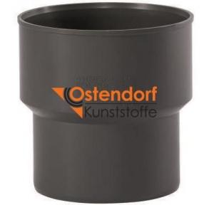 Переход чугун/пластик внутренней канализации Safe OSTENDORF