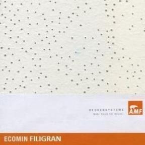 Плита потолочная FILIGRAN 13мм AMF