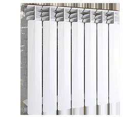 Алюминиевые радиаторы VISION FONDITAL