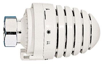Головка термостатическая ГЕРЦ-Дизайн 1 9230 06 HERZ