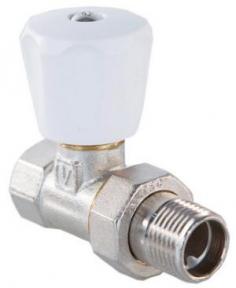 Клапан радиаторный прямой VT.008.LN VALTEC