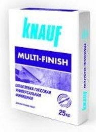Шпаклевка MULTI FINISH ( МУЛЬТИ ФИНИШ)  KNAUF 25кг